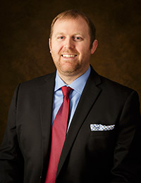 Photo of Clint Colberg, M.D.